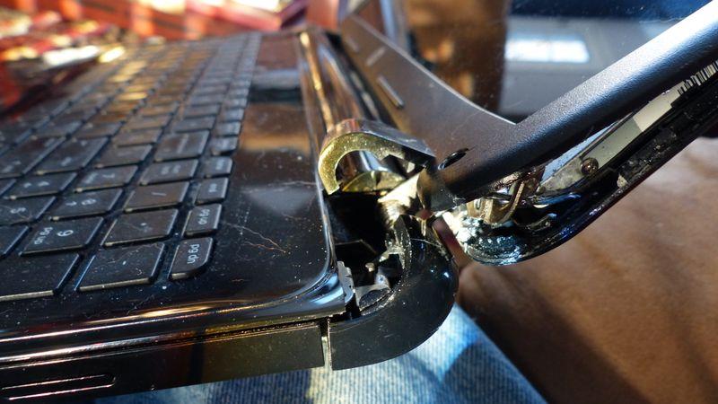 Laptop Hinge Repair Delta