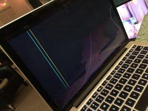 MacBook Screen Replacement in Tsawwassen