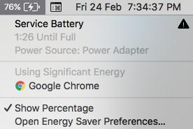 macbook service battery vancouver